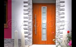 domovní vstupní dveře od AutoDOOR