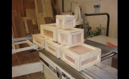 Dřevěné a překližkové bedny