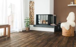 Dřevěné podlahy UH