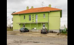 Realizace, bytový dům