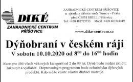 Dýňobraní v Českém ráji 10.10.2020