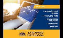 SEO analýza zvýší počet návštěvníků vašeho webu