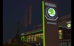 Autorizovaný prodejce a servis vozů ŠKODA