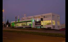 AUTO GOLDCAR, a.s. - prodej nových i ojetých vozů značky Škoda