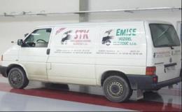 Měření emisí nákladní automobily, traktory, autobusy Olomouc, Prostějov
