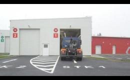 STK a měření emisí nákladní automobily, traktory Prostějov, Olomouc