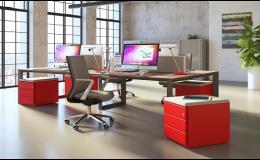 Kancelářský moderní nábytek