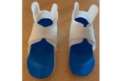 Zdravotní pomůcky pro různé vady v oblasti noh
