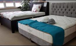 Postele pro Váš zdravý spánek