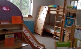 Dětské pokoje k prodeji