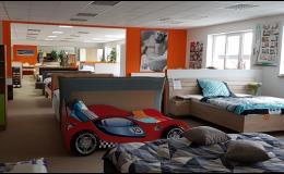 Postele pro děti i dospělé