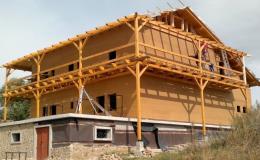 Návrhy dřevostaveb a střešních krovů