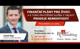 Profesionální finanční specialista Prostějov