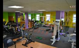 Fitness centrum sportu a zdraví