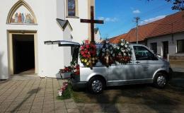 Kremace zesnulých s obřadem nebo bez obřadu Hustopeče