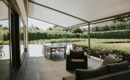 Elegantní rolety na verandy, pergoly a zimní zahrady