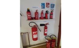 Požární ochrana a dokumentace