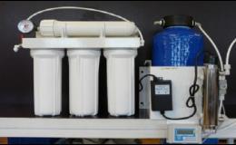 GORO Pharmapur - malé komplety určené k přípravě vody pro farmacii.