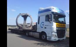 Mezinárodní nákladní silniční doprava