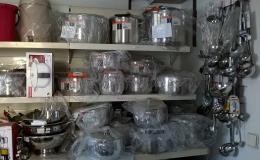 Gastrosklad - vybavení do kuchyně, užitkové sklo aj.