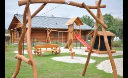 Výroba dětských hřišť Odry