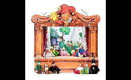 Výroba dřevěných hraček a loutkových divadel Odry