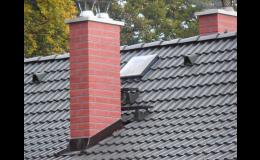 Rekonstrukce střechy na hájovně