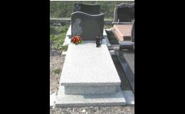 pohřební služby, kamenictví, náhrobky