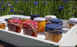 Ovocné marmelády domácí výroby