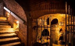 Posezení ve vinném sklípku s občerstvením, řízenou degustací vína Hustopeče, Pálava