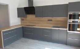 Designové kuchyně a skříně Ostrava