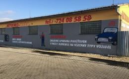 Autoservis Šumperk - výměna autoskla, pneu, autofólie
