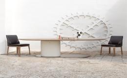 Designový nábytek a bytové doplňky od firmy Natuzzi Italia.