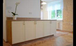 Retro kuchyně - kvalita a precizní práce