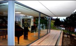 Kvalitní okna na terasu pro lepší komfort