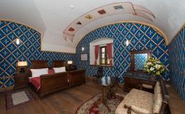 Hotel s ubytováním v historicky laděných nebo moderních pokojích Třebíč, Vysočina