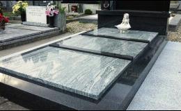 Výroba pomníků a náhrobních kamenů na přání