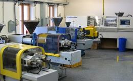 Zpracování termoplastů pro různé účely