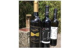 Výroba vína s vlastní etiketou na přání