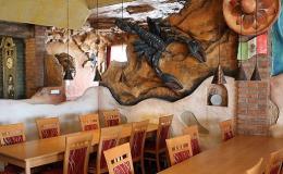 Restaurace s tematickou výzdobou