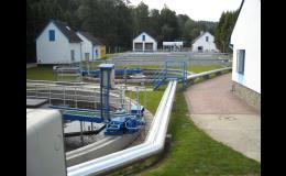 Výstavba a rekonstrukce vodovodů
