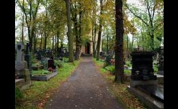 kamenické práce, pohřební služba