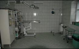 Místnost pro operační zákroky