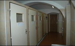 Hospitalizační a hotelové ubytování