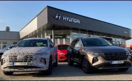 Vozy Hyundai skladem - Ostrava