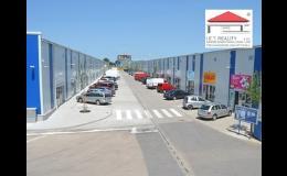 Prodej, pronájem komerčních nemovitostí Ostrava, Brno