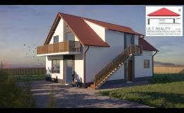 Prodej, pronájem rodinných domů Ostrava, Brno