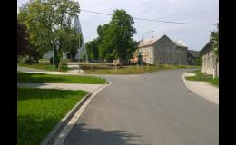 Rekonstrukce pozemních komunikací
