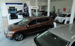 Autosalon Intermobil Znojmo - prodej a servis automobilů VW
