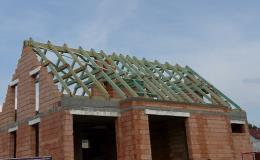 Tesařské práce, zhotovení střešních krovů Vyškov